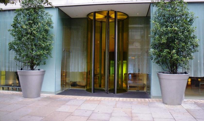 St Martins Lane London Entrance